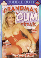 My Grandma's A Cum Freak
