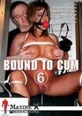 Bound To Cum 6