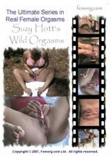 Suzy Hott's Wild Orgasms