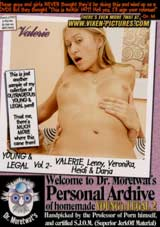 Welcome To Dr. Moretwat's Personal Archive Of Homemade Porno Young 'N Legal 2