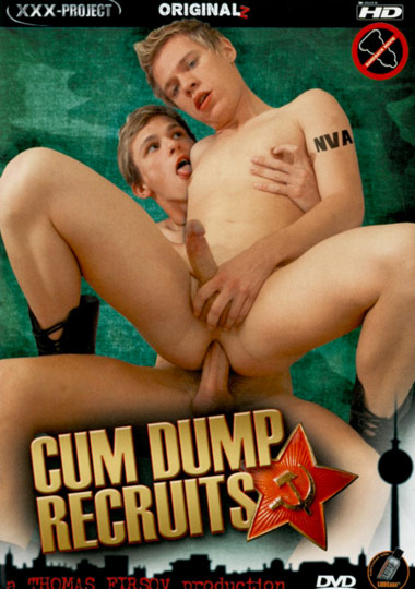 Cum Dump Recruits cover
