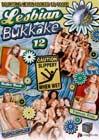 Lesbian Bukkake 12