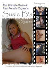 Suzie B's Orgasms