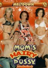 Mom's Hairy Pussy