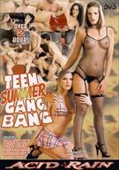 Teen Summer Gang Bang