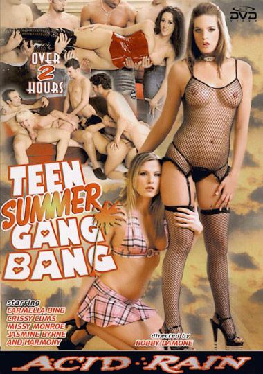 Teen Summer Gang Bang cover