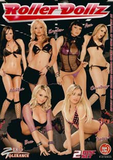 Roller Dollz Part 2 cover