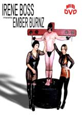 Irene Boss Meets Ember Burnz