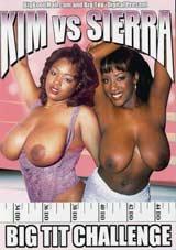 Kim Vs Sierra: Big Tit Challenge