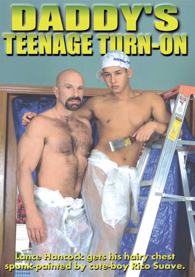 Daddy's Teenage Turn-On cover