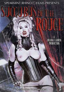 Succubus Of The Rouge cover