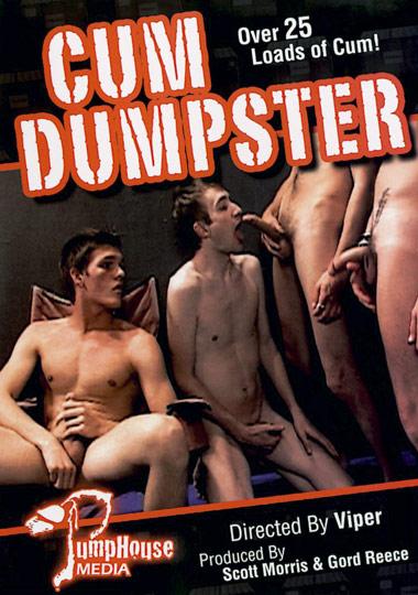 Cum Dumpster cover