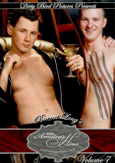 Barrett Long's XXX Amateur Hour 7 cover