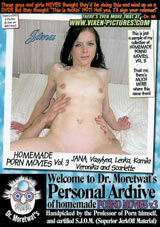 Welcome To Dr. Moretwat's Personal Archive Of Homemade Porno Movies 3