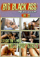 Big Black Ass Next Door 22