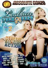 Lesbian Fuck Fest 2