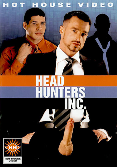 Head Hunters Inc Cover Front