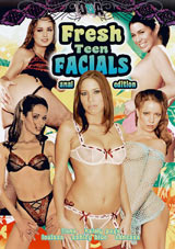 Fresh Teen Facials: Anal Edition