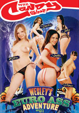 Wesley's Euro Ass Adventure