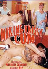 Making Krissy Cum