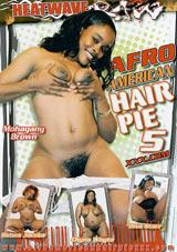 Afro American Hair Pie 5