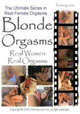 Blonde Orgasms