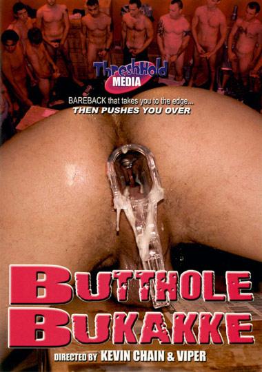 Butthole Bukakke Cena 3 Cover 1