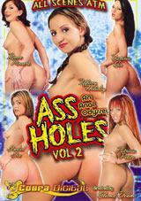 Ass Holes 2: An Anal Odyssey