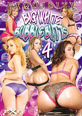 Big White Bubble Butts 4