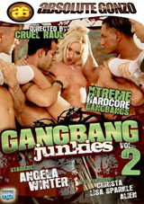 Gangbang Junkies 2