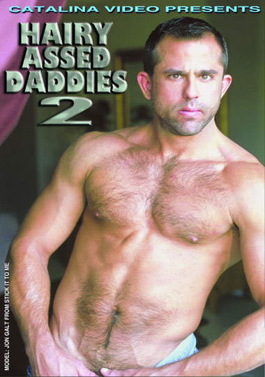 Hairy Assed Daddies 2 Cover Front