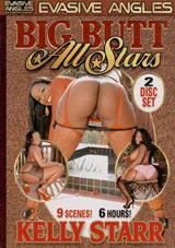 Big Butt All Stars: Kelly Starr