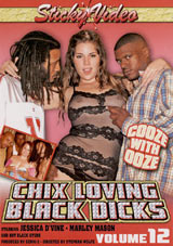 Chix Loving Black Dicks 12: Cooze With Ooze