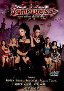 Vampiress cover