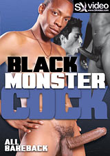 Black Monster Cock