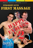 Straight Guys First Massage: Happy Endings 2