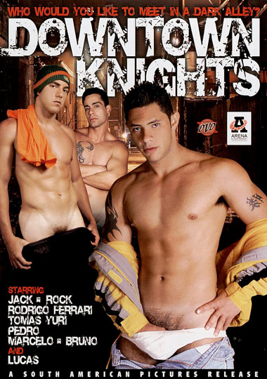 Downtown Knights Cover Front