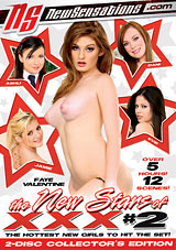 The New Stars of XXX 2