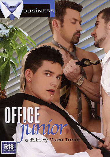 Office Junior Cover Front