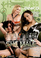 Italian She Male 32