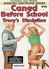 English Discipline Series: Caned Before School Tracy's Discipline