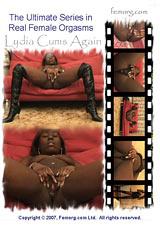 Lydia Cums Again