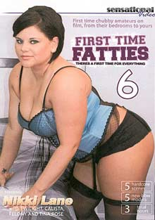 First Time Fatties 6 cover
