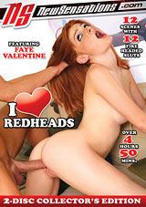 I Love Redheads