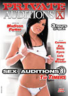 Sex Auditions 8: 1st Timers