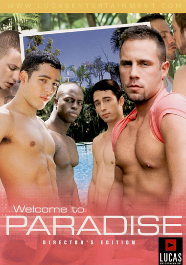 Welcome to Paradise Cover Front