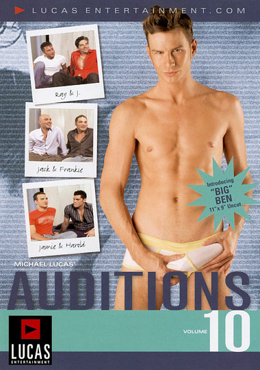 Auditions 10 Cover Front