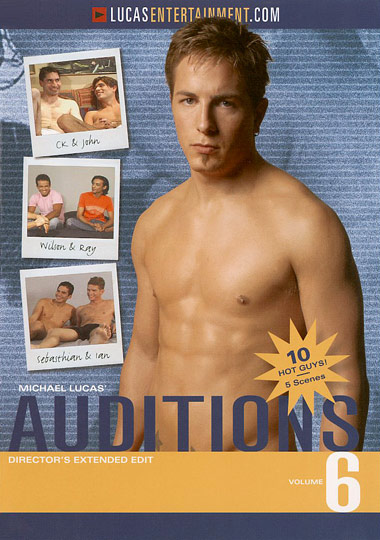 Auditions 06 Cover Front