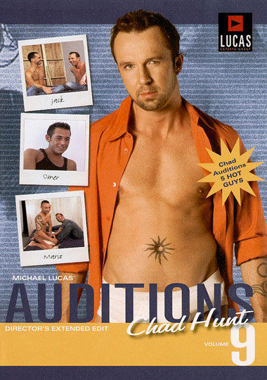 Auditions 09 Chad Hunt Cover Front