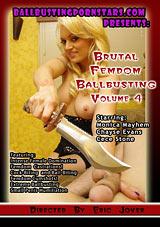 Brutal Femdom Ballbusting 4